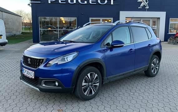 Peugeot 2008 1,2 PT 110 Prestige