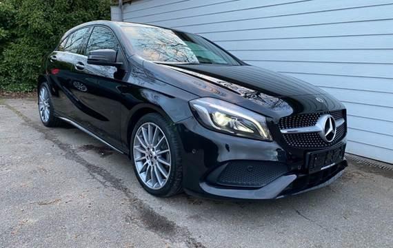 Mercedes A180 d 1,5 Edition
