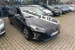 Hyundai Ioniq 1,6 GDi HEV Premium DCT
