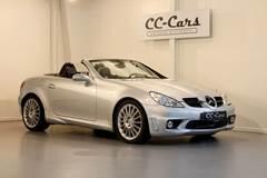 Mercedes SLK55 5,4 AMG aut.
