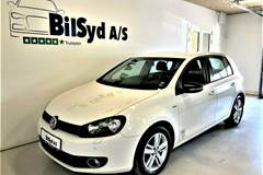 VW Golf VI 1,6 TDi 105 Match Van