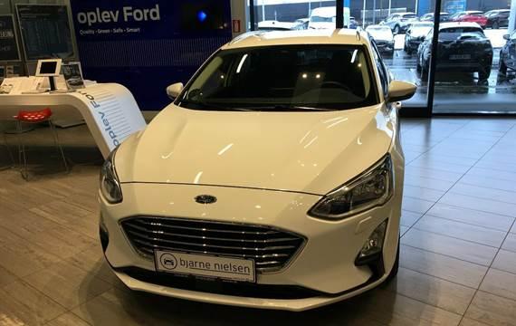 Ford Focus 1,0 EcoBoost Titanium Business stc
