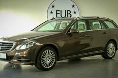 Mercedes E220 2,2 BlueTEC Elegance stc. aut.
