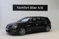 VW Golf VII 1,4 TSi 140 R-line DSG BMT
