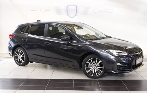 Subaru Impreza 2,0 Active CVT