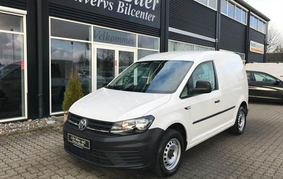 VW Caddy 2,0 TDi 75 BMT Van