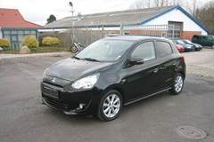 Mitsubishi Space Star 1,2 Black & White CVT