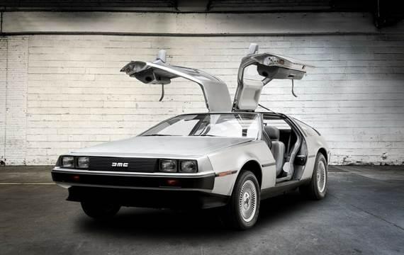 DeLorean DMC 2,8 V6 Coupé