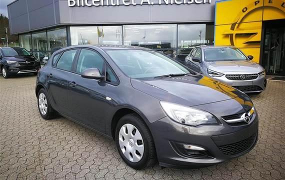Opel Astra 1,4 Enjoy  5d