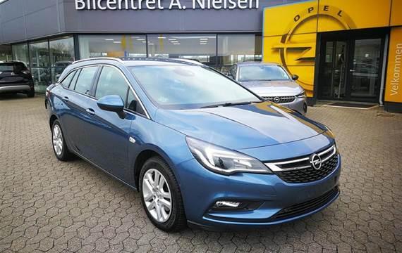 Opel Astra 1,6 Sports Tourer  CDTI Innovation Start/Stop  Stc 6g