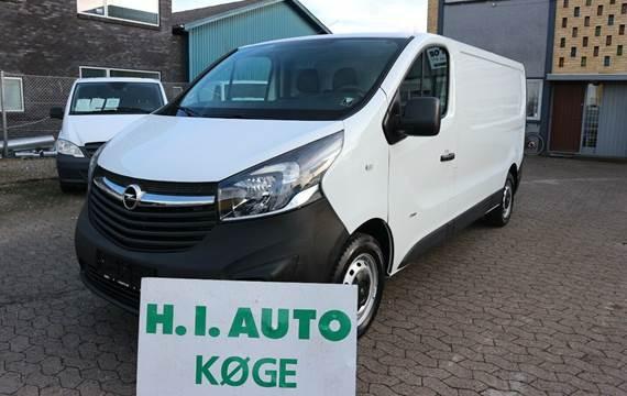 Opel Vivaro 1,6 CDTi 125 Edition L2H1