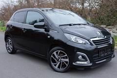 Peugeot 108 1,0 e-VTi 69 Griffe