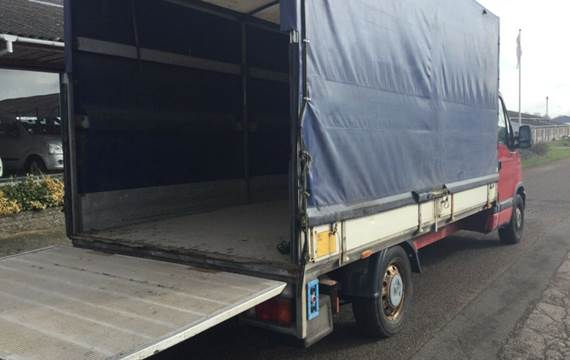 Opel Movano 2,5 DTi Chassis L3