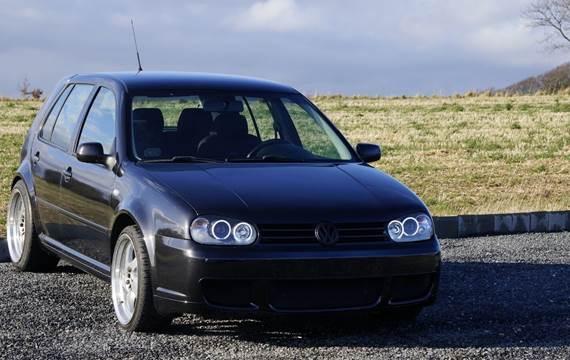 VW Golf IV 1,8 GTi Turbo