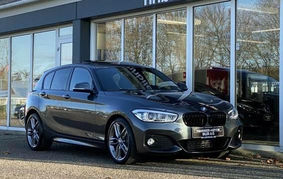 BMW 118d 2,0 M-Sport