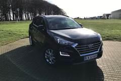 Hyundai Tucson 1,6 CRDi MHEV Trend