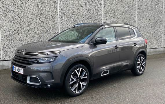 Citroën C5 Aircross 2,0 BlueHDi 180 SportLine EAT8