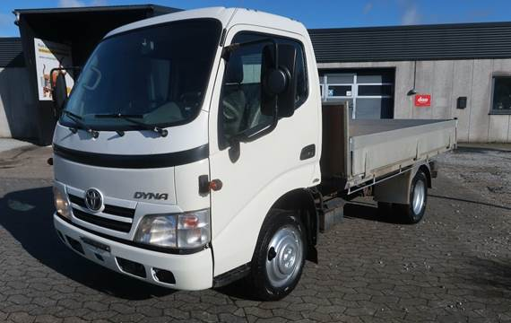 Toyota Dyna 150 3,0 D-4D S.Cab m/alulad