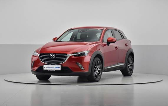 Mazda CX-3 2,0 Sky-G 150 Optimum AWD