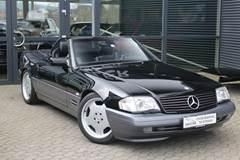 Mercedes SL500 5,0 Cabriolet