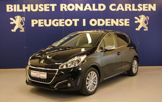 Peugeot 208 1,2 PT 82 Allure+