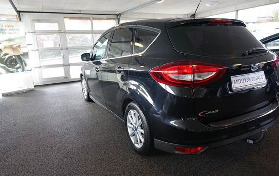Ford C-MAX 2,0 TDCi 170 Titanium aut.