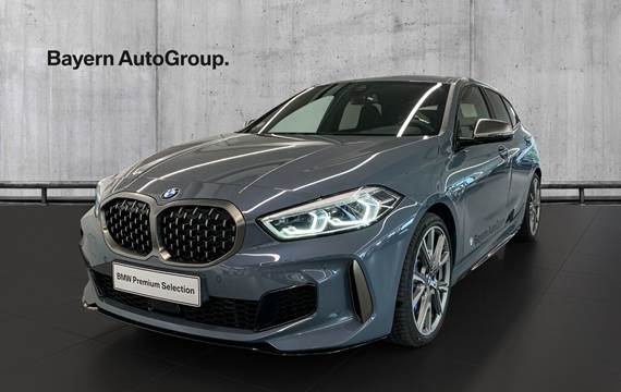 BMW M135i 2,0 Connected xDrive aut.