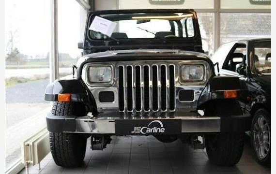Jeep Wrangler 4,0 4x4