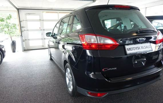 Ford Grand C-Max 1,5 TDCi 120 Business 7prs