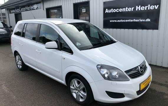 Opel Zafira 1,7 CDTi 125 Flexivan Enjoy eco