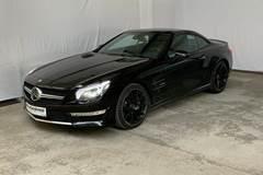 Mercedes SL63 5,5 AMG aut.