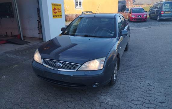 Ford Mondeo 2,5 2,5