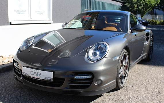 Porsche 911 Turbo 3,8 Coupé PDK