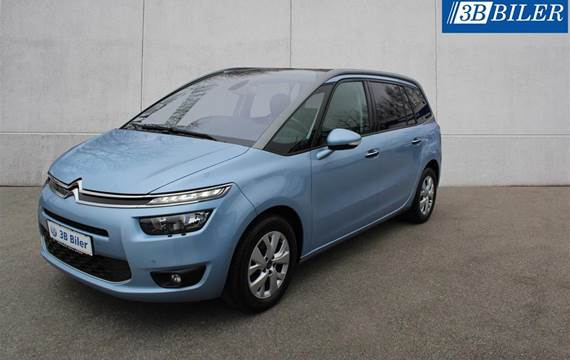 Citroën Grand C4 Picasso 1,6 Blue HDi Intensive EAT6 start/stop  6g Aut.