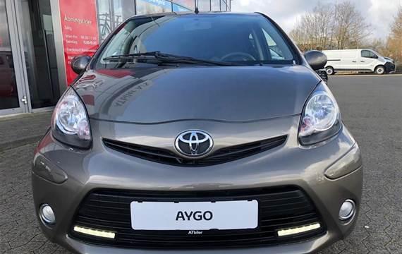Toyota Aygo 1,0 VVT-I T2 Air  5d