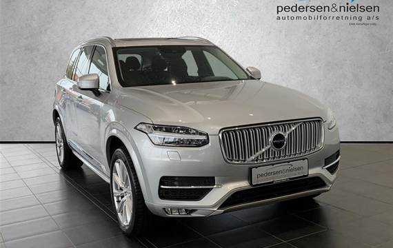 Volvo XC90 2,0 D5 Inscription AWD  5d 8g Aut.