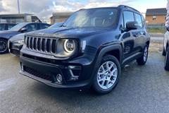 Jeep Renegade 1,3 Turbo Limited First Edition DCT  5d 6g