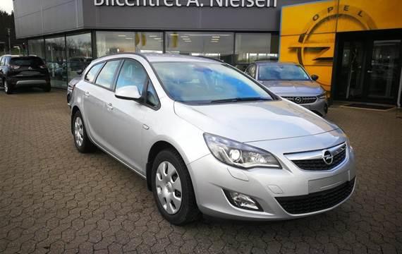 Opel Astra 1,7 Sports Tourer  CDTI DPF Enjoy  Stc 6g