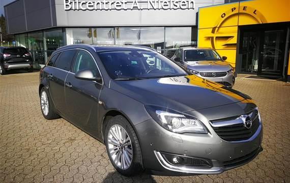 Opel Insignia 2,0 Sports Tourer ,0 CDTI Cosmo  Stc 6g Aut.