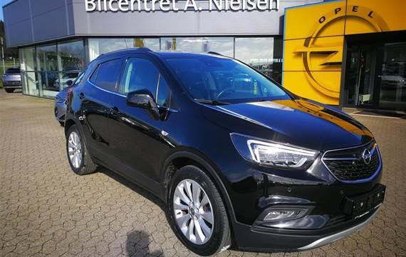 Opel Mokka X 1,4 Turbo Innovation Start/Stop  5d 6g