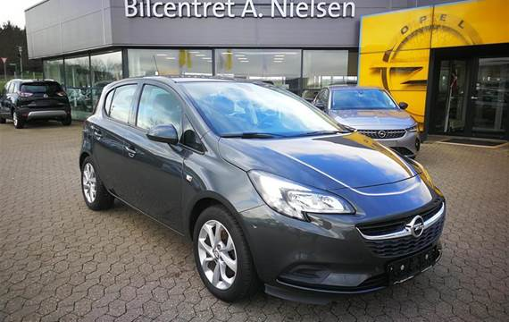 Opel Corsa 1,0 Turbo Enjoy Start/Stop  5d 6g