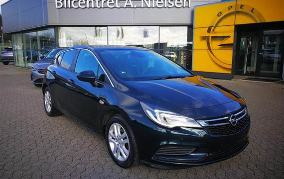 Opel Astra 1,6 CDTI Enjoy Start/Stop  5d 6g