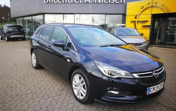 Opel Astra 1,0 Turbo  Sports Tourer