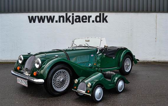 Morgan 4/4 1,6 Roadster   Cabr.