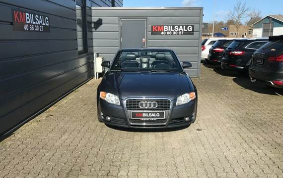 Audi A4 1,8 T 163 Cabriolet