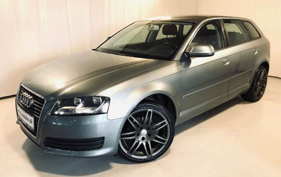 Audi A3 2,0 TDi 140 Attraction Sportback