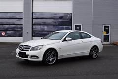 Mercedes C180 1,8 CGI BlueEfficiency  2d 6g