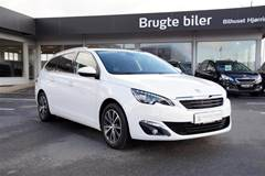 Peugeot 308 1,2 SW  e-THP Allure  Stc 6g