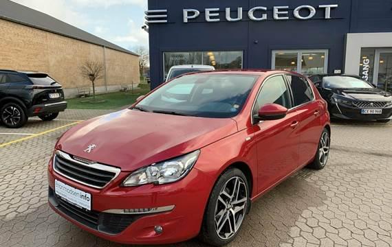 Peugeot 308 1,2 e-THP 130 Style