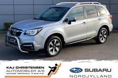 Subaru Forester 2,0 XS AWD Lineartronic  5d Aut.